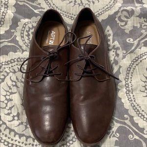 Men's Brown APT 9 Dress Shoes